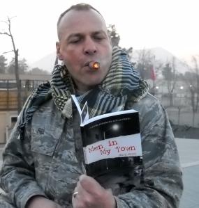 Lieutenant Colonel Denis Riel, Lincoln, RI - Kabul, Afghanistan.