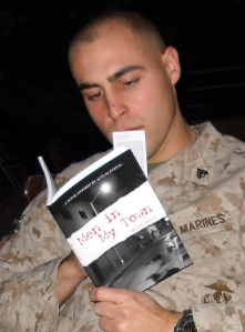 United States Marine, NATO Forces, Afghanistan. Semper Fi, Marine !